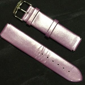 Philip Stein Patent Leather Watch Band